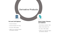 Derivative Products Ppt PowerPoint Presentation Icon Graphics