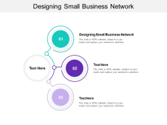 Designing Small Business Network Ppt PowerPoint Presentation Portfolio Microsoft Cpb