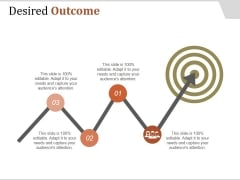 Desired Outcome Ppt PowerPoint Presentation Designs Download