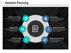 Detailed Planning Ppt Powerpoint Presentation Inspiration Portfolio