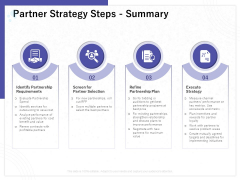 Determining Internalization Externalization Vendors Partner Strategy Steps Summary Formats PDF