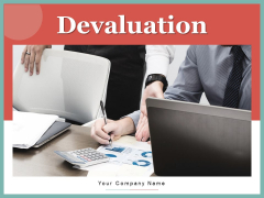 Devaluation Depreciation Icons Carrying Value Ppt PowerPoint Presentation Complete Deck