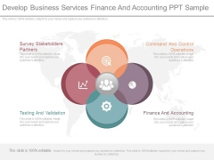 Develop Business Services Finance And Accounting Ppt Sample