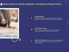 Develop Cellphone Apps Work Contract For Mobile Application Development Proposal Contd Structure PDF