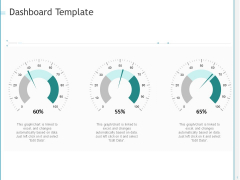 Developing A Right Pricing Strategy For Business Dashboard Template Ppt Pictures Infographic Template PDF