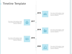 Developing A Right Pricing Strategy For Business Timeline Template Mockup PDF