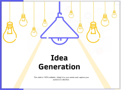 Developing And Deploying Android Applications Idea Generation Ppt Styles Infographics PDF