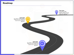 Developing And Deploying Android Applications Roadmap Ppt Pictures PDF