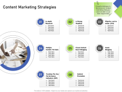 Developing Content Mapping Strategy Content Marketing Strategies Ppt Inspiration Show PDF