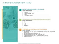 Developing Customer Service Strategy Consumer Market Research Survey Themes PDF