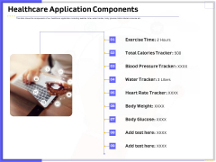 Developing Deploying Android Applications Healthcare Application Components Template PDF