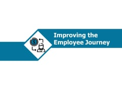 Developing Implementing Strategic HRM Plans Improving The Employee Journey Ppt Infographics Guidelines PDF