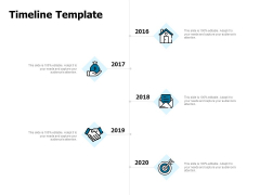 Developing Implementing Strategic HRM Plans Timeline Template Ppt Infographics Skills PDF