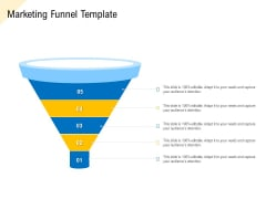 Developing Market Positioning Strategy Marketing Funnel Template Topics PDF