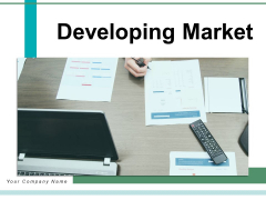 Developing Market Strategy Investment Ppt PowerPoint Presentation Complete Deck