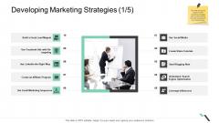 Developing Marketing Strategies Leverage Influencers Information PDF