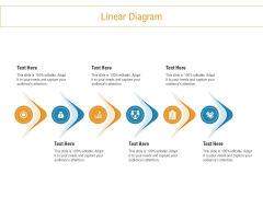 Developing New Trade Name Idea Linear Diagram Ppt Icon Graphics Example PDF