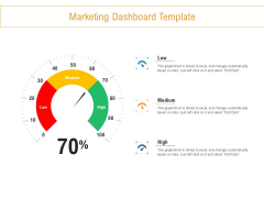 Developing New Trade Name Idea Marketing Dashboard Template Ppt Infographic Template Icon PDF