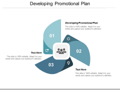 Developing Promotional Plan Ppt PowerPoint Presentation Ideas Rules