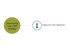 Developing Your Csr Strategy Template 4 Ppt PowerPoint Presentation Shapes