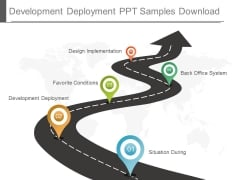Development Deployment Ppt Samples Download