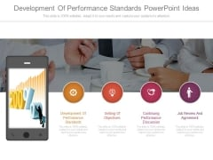 Development Of Performance Standards Powerpoint Ideas