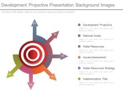 Development Projective Presentation Background Images