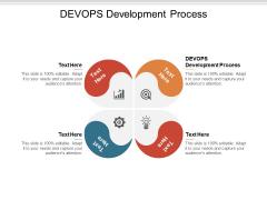 Devops Development Process Ppt PowerPoint Presentation Model Structure Cpb