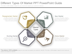 Different Types Of Market Ppt Powerpoint Guide