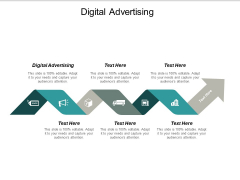 Digital Advertising Ppt PowerPoint Presentation Gallery Graphic Images Cpb