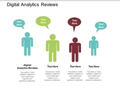 Digital Analytics Reviews Ppt PowerPoint Presentation Slides Graphics Example Cpb
