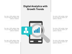 Digital Analytics With Growth Trends Ppt PowerPoint Presentation Inspiration Styles