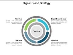 Digital Brand Strategy Ppt PowerPoint Presentation Infographics Slide Portrait Cpb