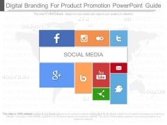 Digital Branding For Product Promotion Powerpoint Guide