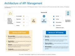 Digital Businesses Ecosystems Architecture Of API Management Professional PDF