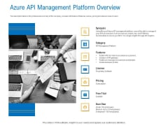 Digital Businesses Ecosystems Azure API Management Platform Overview Guidelines PDF
