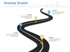 Digital Businesses Ecosystems Roadmap Template Ppt Professional Diagrams PDF