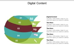 Digital Content Ppt PowerPoint Presentation Styles Example  Cpb