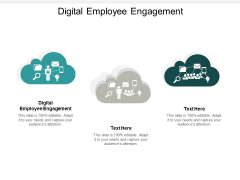Digital Employee Engagement Ppt PowerPoint Presentation Summary Elements Cpb