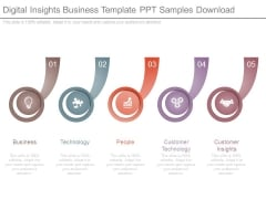 Digital Insights Business Template Ppt Samples Download