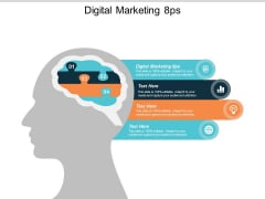 Digital Marketing 8Ps Ppt PowerPoint Presentation Slides Introduction Cpb
