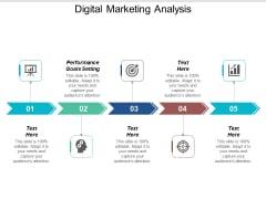 Digital Marketing Analysis Ppt PowerPoint Presentation File Designs Cpb