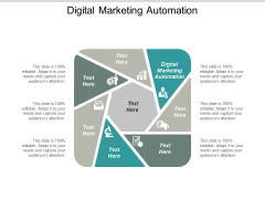Digital Marketing Automation Ppt PowerPoint Presentation Outline Master Slide Cpb