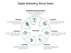 Digital Marketing Boost Sales Ppt PowerPoint Presentation Ideas Themes Cpb