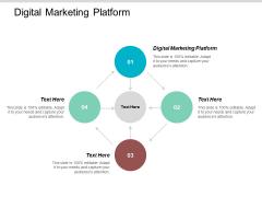 Digital Marketing Platform Ppt PowerPoint Presentation Infographic Template Portrait Cpb