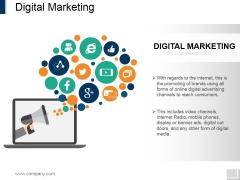 Digital Marketing Ppt PowerPoint Presentation Example File