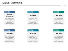 Digital Marketing Ppt PowerPoint Presentation Gallery Mockup