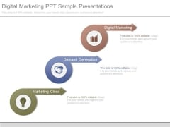 Digital Marketing Ppt Sample Presentations