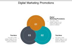 Digital Marketing Promotions Ppt PowerPoint Presentation Inspiration Information Cpb