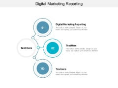 Digital Marketing Reporting Ppt PowerPoint Presentation Inspiration Design Inspiration Cpb